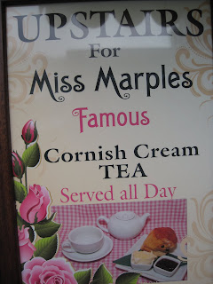 Miss Marple S Tea Room Cornwall