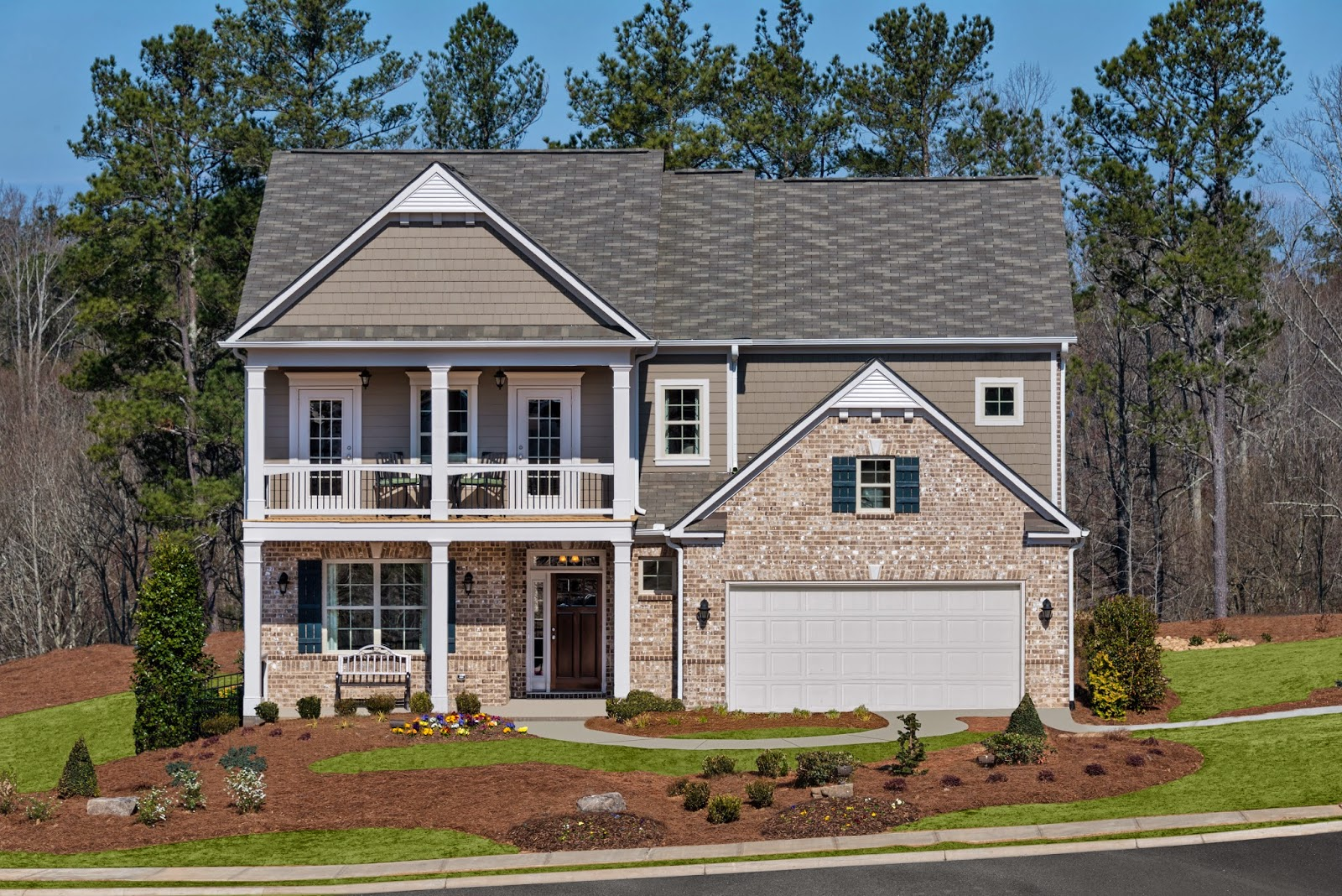 Ryland homes opens new model at summit at shiloh in alpharetta