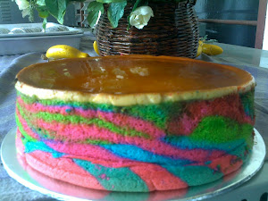 caremel cake