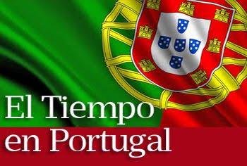 El Tiempo en Portugal