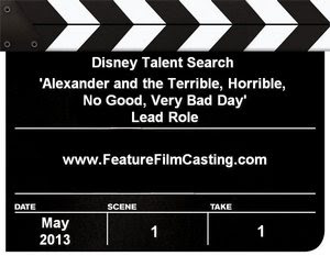 Disney Casting Talent Search