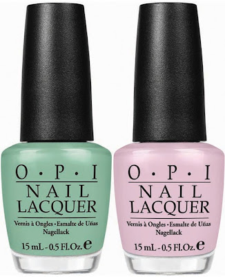 OPI Pirates des Caraibes
