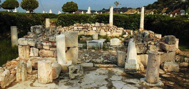 """Η πρώτη """"αξιοποίηση"""" (=πώληση) ενός Αρχαίου Ελληνικού Ναού..."""