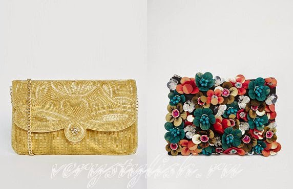 Spring Summer 2015 Women's Clutches Bags Fashion Trends