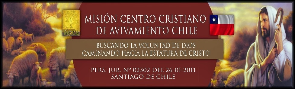 Misión Centro Cristiano de Avivamiento Chile