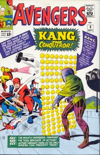 The Avengers 8 - Kang the Conqueror