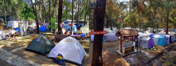 Katrancı Koyu Kamp Alanı