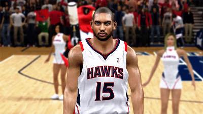 NBA 2K13 Al Horford Cyberface Mod
