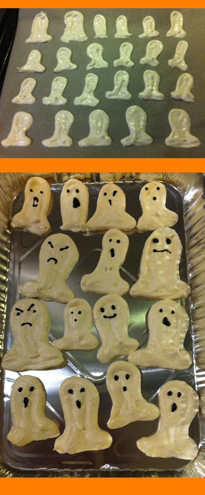 Marengs spøgelser