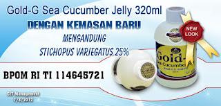 Agen Jelly Gamat Gold G Sumatera Utara