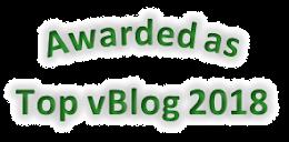 Top vBlog 2018
