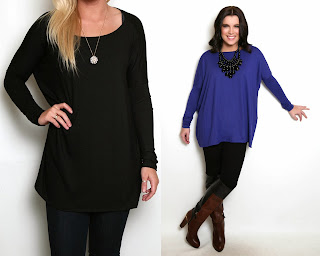 black piko top flourish boutique