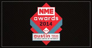 """Concurso Cultural """"Club NME leva você ao NME Awards"""""""
