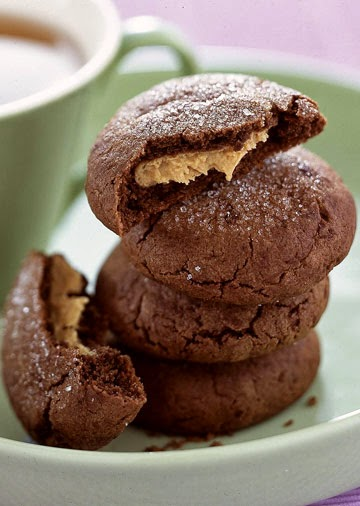 Peanut Butter & Chocolate Munchies Cookie Recipe