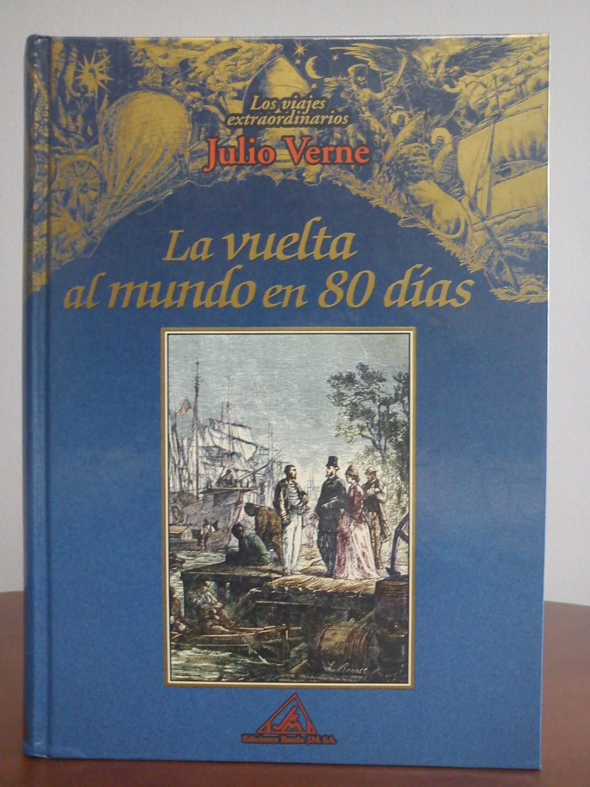 ENSAYO VUELTA AL MUNDO EN 80 DIAS by ashleypeevm - Issuu