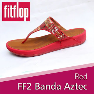 Fitflop FF2 Banda Aztec Flip