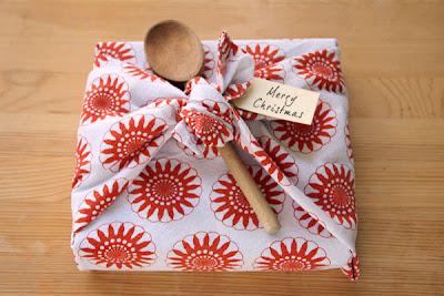 Ideias artesanais para embalagens de natal