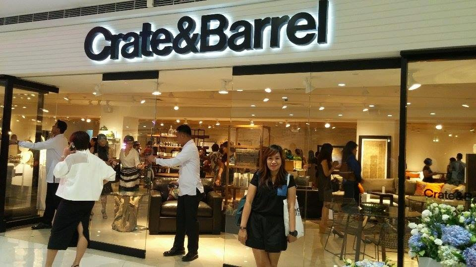 Crate and Barrell enters the Philippine market d77133d1f7