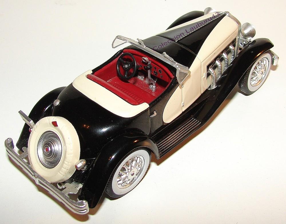 Lauburu43 duesenberg ssj 1933 for Motores y vehiculos nj