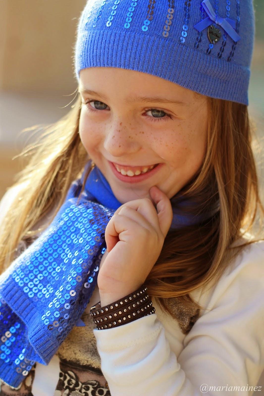 Little blogger - streetstyle kids - fashion kids - niña blogger
