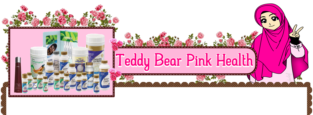 TeddybearPinkHealth
