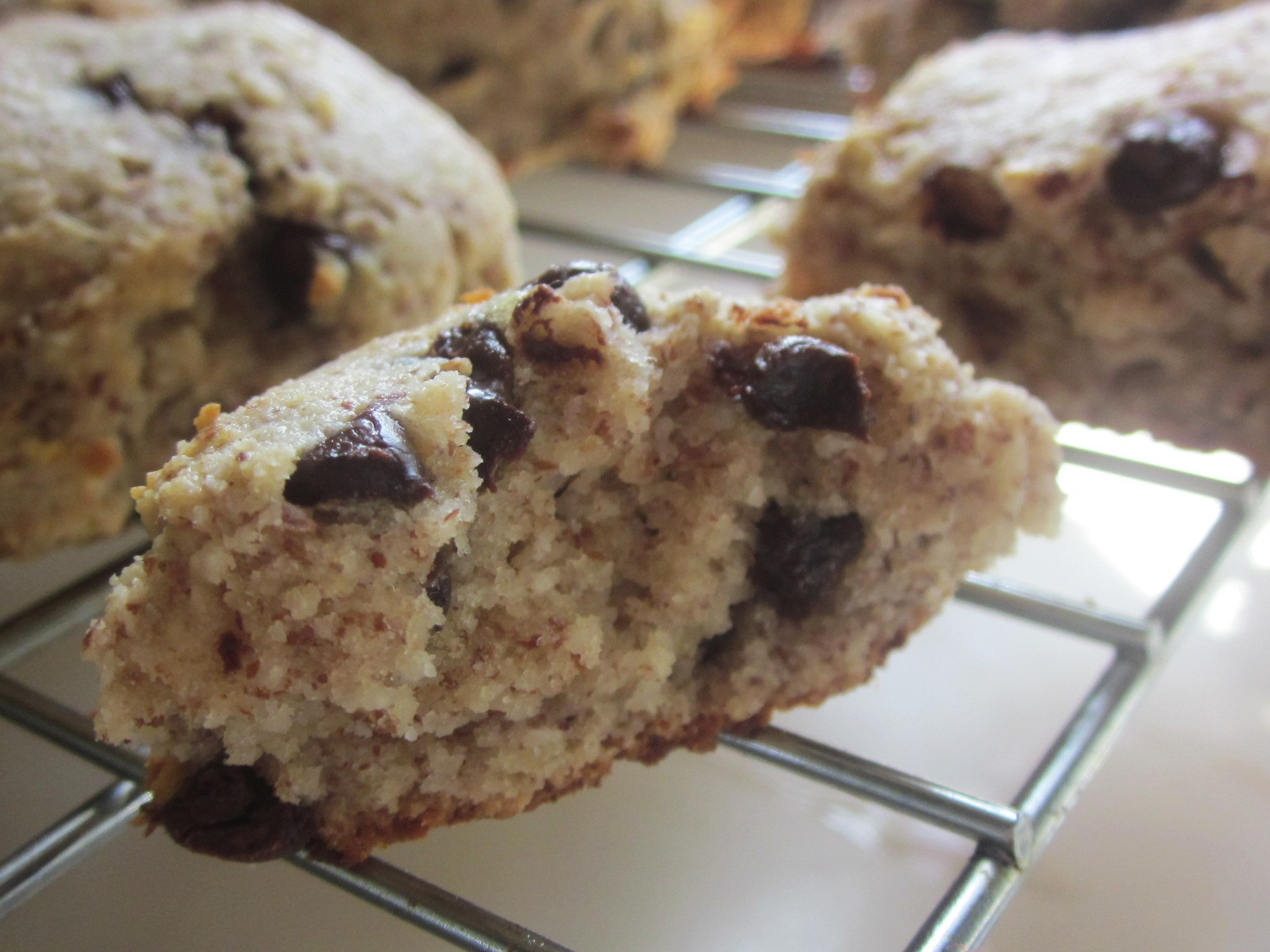 ones are also low sugar, and lower carb than most gluten free cookies ...