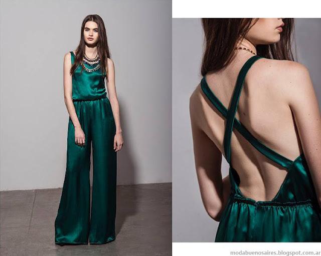 Ropa de moda Florian Dresses otoño invierno 2015.