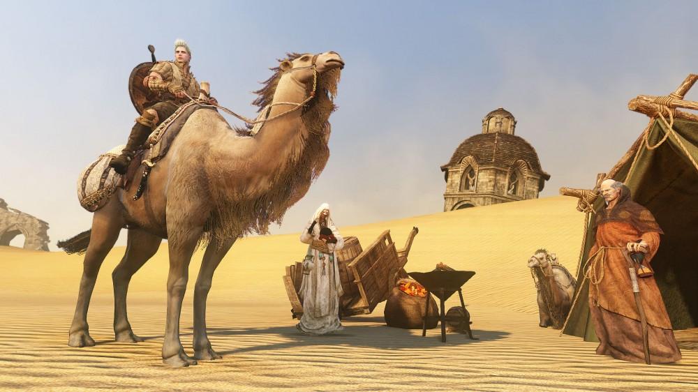 Black Desert первое превью игру