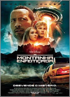 Download - A Montanha Enfeitiçada DVDRip - AVI - Dual Áudio