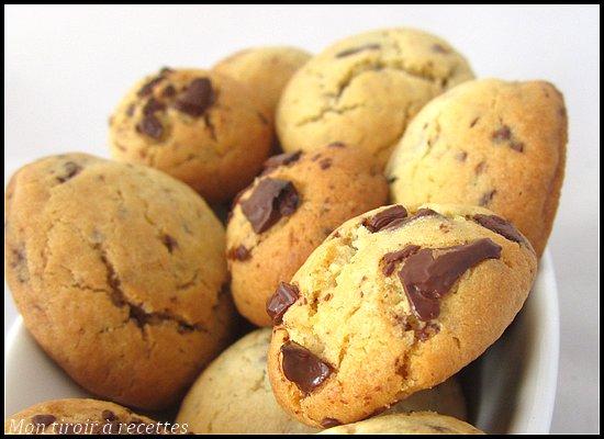 cookies chocolat pierre hermé