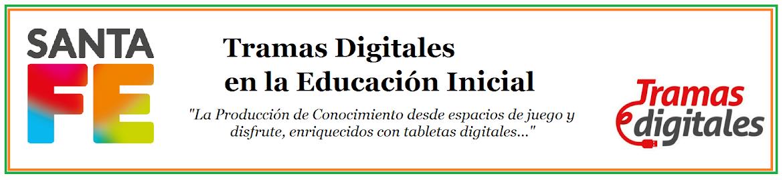 Tramas Digitales Inicial - Provincia de SANTA FE
