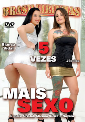 Brasileirinhas - 5 Vezes Mais Sexo - (+18)