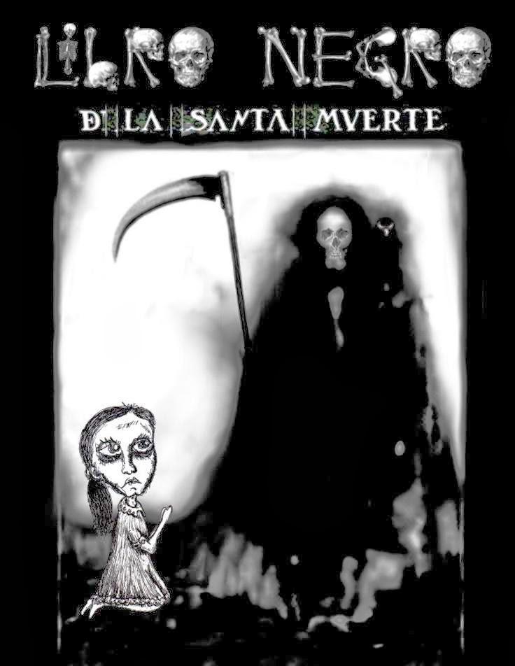 LIBRO NEGRO DE LA SANTA MUERTE