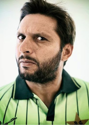 """""""Your record has not been as impressive as previous Pakistan Twenty20 captains. Do you think there is a need to change the way you are leading the side?"""" the reporter asked Afridi.  Afridi smiled sarcastically and said: """"I expected you to ask such a 'ghatia' (pathetic) question."""""""