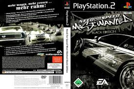 Download Games Need For Speed Most Wanted Black Edition ISO For PC Full Version.