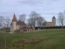 Kerk en Kasteel van Cressy sur Somme