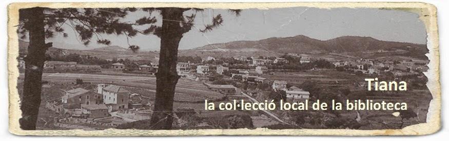 Col·lecció local