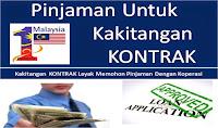 SKIM PINJAMAN KOPERASI UTK KAKITANGAN KONTRAK KERAJAAN 1 MALAYSIA