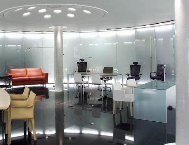 Modern Furniture Stores Interior Design