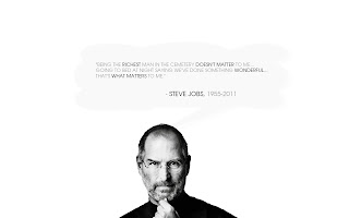 Steve Jobs, 1955-2011 Apple HD Wallpaper