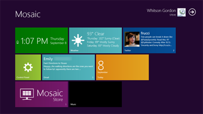 Ubuntu 11.10 vs. Windows 8