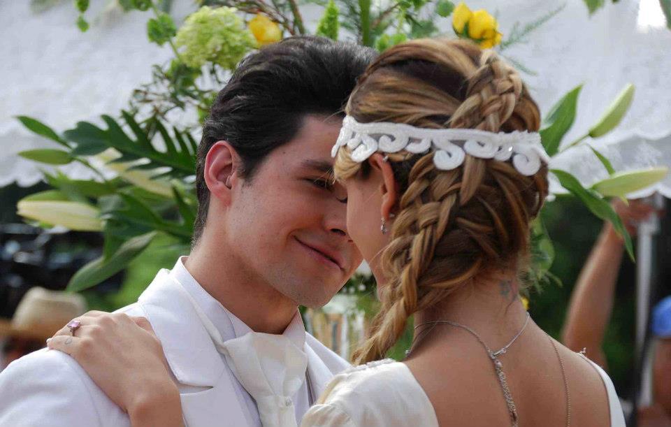 Peinados De Eiza Gonzalez En Amores Verdaderos Que peinado