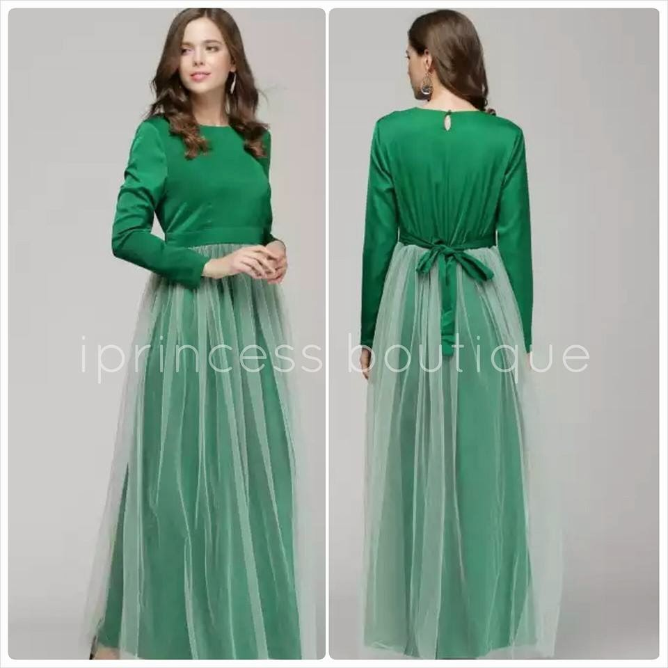 Muslimah bridesmaid dress image collections braidsmaid for Cheap wedding dress malaysia