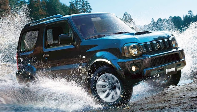 2015 Suzuki Jimny Review