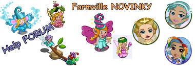Farmville NOVINKY® -  Diskusní HELP Forum