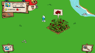 Smurfs' Village Android