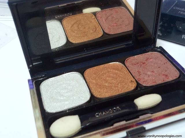 chambor eye shadow trio