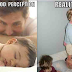 What fatherhood is really like...