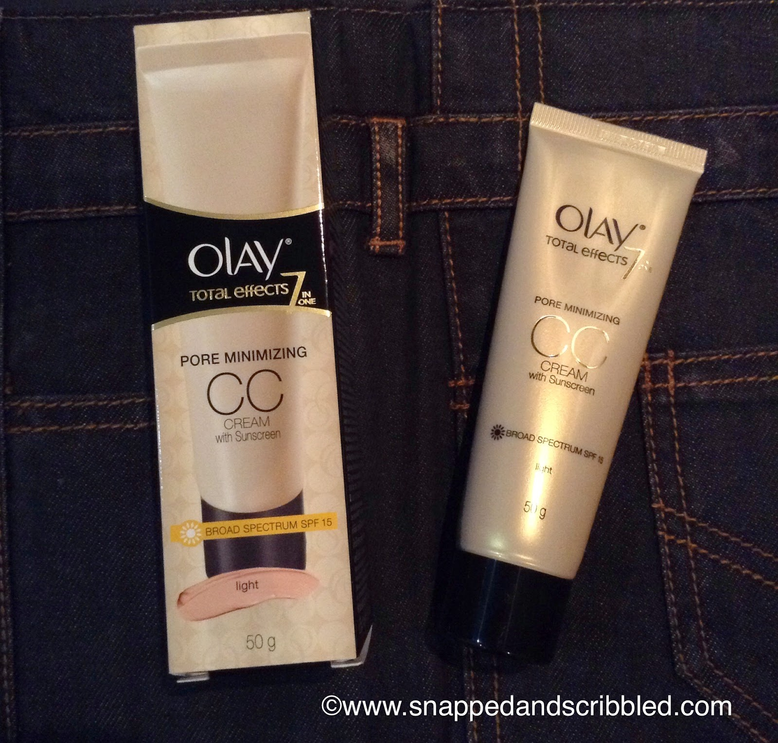 What Beauty Product To Try: Olay Total Effects Pore Minimizing CC Cream