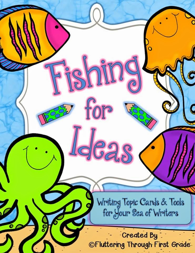 http://www.teacherspayteachers.com/Product/Fishing-for-Ideas-Journal-and-Writing-Topic-Cards-and-Tools-for-Writers-1197538